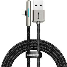 <b>Baseus elbow led 40w</b> usb type-c data cable for huawei p30 mate ...