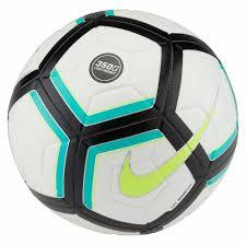 <b>Мяч футбольный Nike</b> Strike Team Lightweight 350g, белый цвет ...