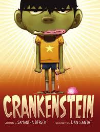 Image result for crankenstein