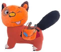 Мягкая игрушка <b>Gulliver Кот хулиган</b> 23 см — купить по выгодной ...