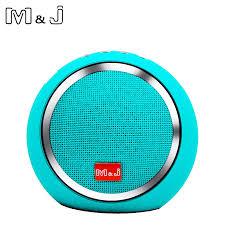 M&J <b>MK101</b> Portable Mini <b>Bluetooth Speaker</b> Wireless Music <b>Sound</b> ...