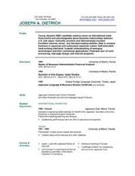 coursework in resume Example Resume  Education And Skills Experience For Objective On Your Resume  Objective On Your