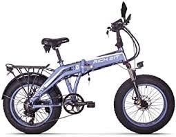 RICH BIT - Electric Bicycles / Bikes: Sports & Outdoors - Amazon.com