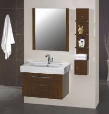 idea small bathroom sinks cabinet sink mesmerizing bathroom design ideas with rectangle frameless mirror and