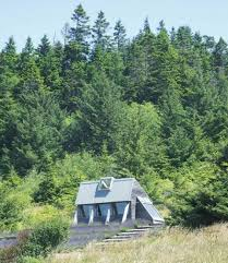Small Green Homes   Small Eco Houses Small House on the Oregon Coast
