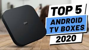 Top 5 BEST Android <b>TV Box</b> (<b>2020</b>) - YouTube