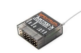 <b>Приемник 7</b>-<b>канальный Spektrum</b> DSMX PPM SRXL - SPMAR7700 ...