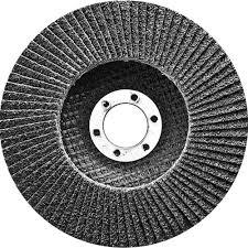 <b>Круг лепестковый торцевой</b> Сибртех Р80 125 х 22,2 мм ...