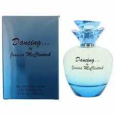 Authentic <b>Dancing</b> Perfume By <b>Jessica McClintock</b>, 3.4 oz Eau De ...