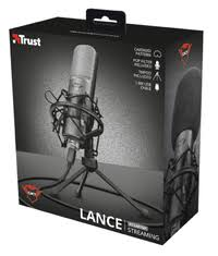 <b>Trust</b> - <b>GXT 242 Lance</b> Streaming Microphone - Electronics Online ...