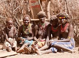 Resultado de imagen de africanos primitivos