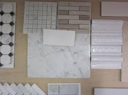 Hexagon Tile Floor Patterns Black And White Bathroom Floor Ideas Gallery Loversiq