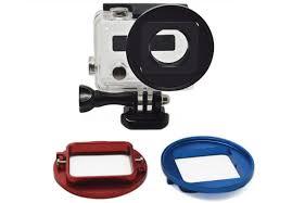<b>Aluminum Alloy 52MM Diameter</b> UV Lens Filter Adapter Ring For ...