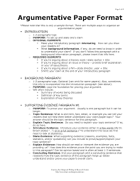 outline of argumentative essay sample google search my class outline of argumentative essay sample google search