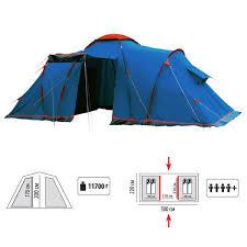 Кемпинговая <b>палатка SOL Castle 4</b>