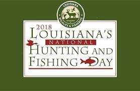 CANCELED: National Hunting and Fishing Day Saturday at Bodcau ...