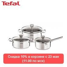 <b>Набор посуды Tefal</b> Duetto A705S375 - купить недорого в ...