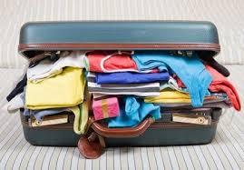 Chuẩn bị hành lý đầy đủ để có một chuyến du lịch thú vị