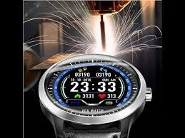 Teamyo <b>N58 ECG</b> PPG <b>Smart Watch</b> - YouTube