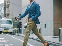 8 <b>Blue</b> and <b>Green style</b> tips for men ideas