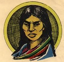 Bartolina Sisa, jefa indígena aymará. Hoy su ejemplo de lucha infatigable e irrenunciable queda por. siempre grabado en el corazón de ... - Bartolina_Sisa