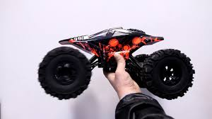 ТЕСТ <b>Краулера</b> BSD Racing Big Rock BT1003 - YouTube