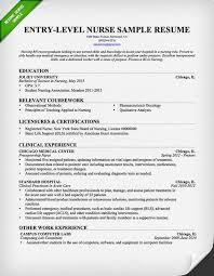 nursing resume sample amp writing guide  resume genius nursernresumeentrylevel