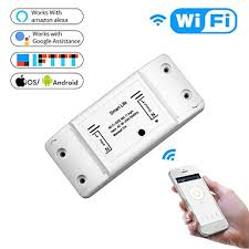 <b>MoesHouse MS</b>-<b>101</b> DIY WiFi Smart Light Switch Universal Breaker ...