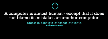 Funny Computer Quotes. QuotesGram via Relatably.com