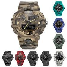 New Camouflage Military Watch SMAEL Brand Sport ... - Vova