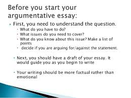 Should Smoking be Banned   argumentative essay  feedback    Able Know SlideShare