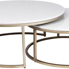 <b>Two Piece Coffee Table</b> – Bungalow Interiors