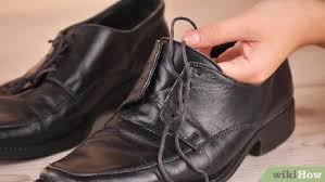 3 Ways to <b>Clean Leather</b> Shoes - wikiHow Life