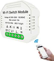 Generic <b>MoesHouse MS-104 AC90-250V Two</b> Way WiFi Smart Light ...