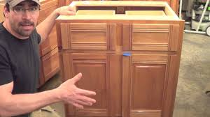 how to make kitchen cabinets: building kitchen cabinets part  starting the wall cabinets youtube