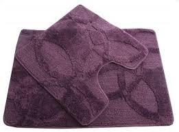 <b>Fixsen FX</b>-<b>0128A</b>-<b>2</b> Purple <b>коврик</b> для ванной, 2 предмета купить в ...