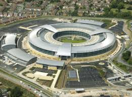 gchq cheltenham arial shot apple head office london