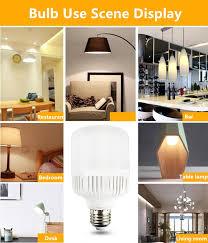 Big Discount #9030 - <b>LED Bulb Lamps E27 220V</b>-240V <b>Light Bulb</b> ...