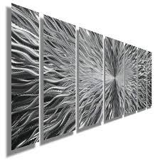 Metal <b>Wall Art Modern</b> Contempoary Decor by Jon Allen ...