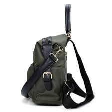 KVKY Brand Women Backpacks <b>Waterproof Nylon</b> Student School ...