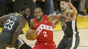 2019 NBA Playoffs: Raptors top Warriors in Finals for first-ever ...