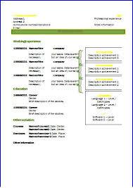 cv formats and templates   resume templatescv templates   design nº