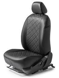 """<b>Авточехлы</b> """"<b>Ромб</b>"""" (спинка 40/60) для сидений Toyota Corolla X ..."""