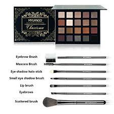 MYUANGO Eyeshadow Pigmented <b>20 Colors</b> Eye <b>Makeup</b> Palettes ...