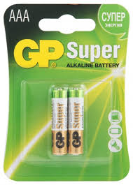 Купить <b>Элемент питания GP super</b> 24A-2CR2 AAA*10 ...