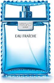 Gianni <b>Versace Man Eau Fraiche</b> For <b>Men</b> Edt Spray 3.3 Oz ...