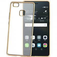 Купить <b>Чехол Celly Laser для</b> Huawei P9 золотой по выгодной ...