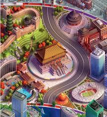 Beijing, China (Wheel of Fortune), FOX3D ENTERTAINMENT