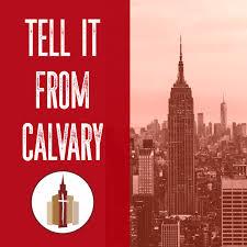 Tell it From Calvary