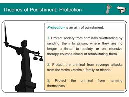 essay on various theories of punishment